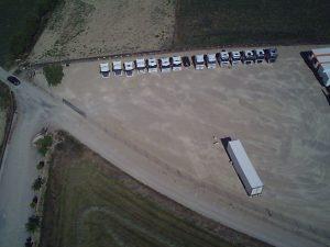 Transcuevas2007, Parking-1